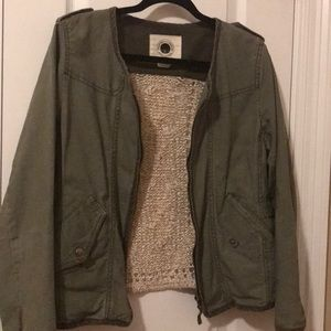 Anthropologie women jaket